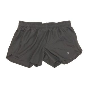 Danskin black athletic shorts large